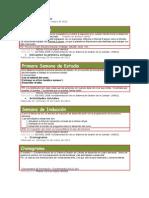 Inicio Curso ISO 9001 2008