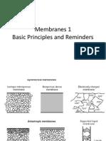 Membranes.ppt