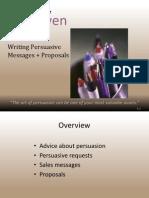 Chap7_students English Persuasive Messages Proposals
