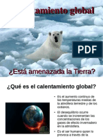 Calentamiento Global p.p