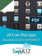 iPad eBook FINAL