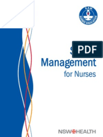 Nurses Stress Management Booklet