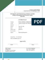 Course Plan Mktg.management Aug-Dec. 2011 (1)