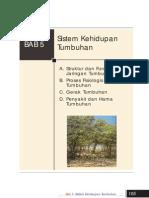 IPA KLS 8 BAB 5-Sistem Kehidupan Tumbuhan