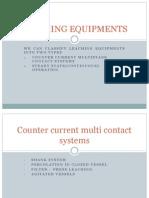 Leaching Equipments