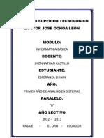 Instituto Superior Tecnologico