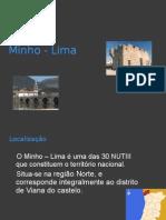 Minho - Lima Principal