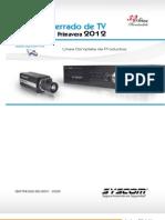 Catálogo CCTV 2012 Primavera