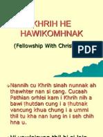 17 ( Khrih He Hawi Kawmhnak)