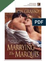 Patricia Grasso - Serie Kazanov 07 - Casada con el Marqués