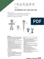 Micropilot M FMR 230-245