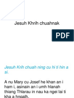 Jesuh Khrih chuahnak