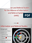 Neuffer-Alliance of Information and Referral Systems