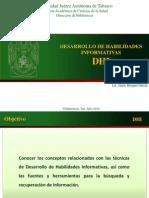 CURSO DHI DACS