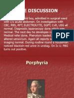 dhruv porphyria