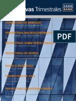 SANTA FE VALORES - PERSPECTIVAS TRIMESTRALES (SAXO BANK)