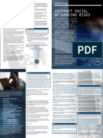 FBI's Internet Social Networking Risks Brochure