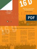 Alocución día de La Lectura 2008