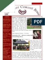 WCB Newsletter November 2011