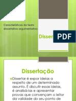 Dissertação - 2010 - 3º ano recuperação semestral