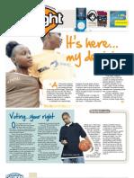 Straight Talk Magazine | Oct-Nov 2011