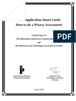 How to Do Privacy Assessment