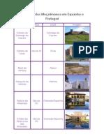 Monumentos Muculmanos Em Espanha e Portugal-Ines