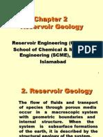 2 Reservoir Geology