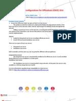 OSCE10_6 Best Practice Guide