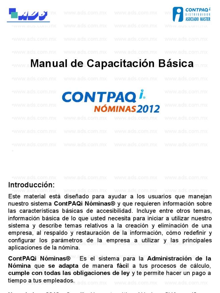 nomipaq 2012