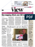 Belleville View front page April 19