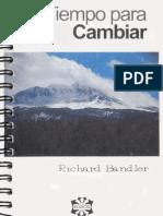 Bandler, Richard - Tiempo Para Cambiar