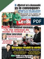 LE BUTEUR PDF du 19/04/2012