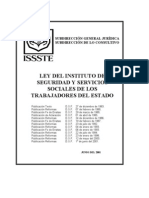 Ley Del Issste