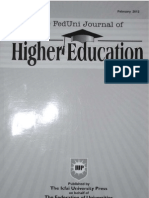 Study of Moral Judgment Competence Among Indian Students