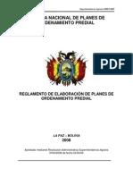 Reglamento Elaboracion POP(2008)