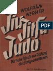 JiuJitsu Judo - Wolfram Werner 1941