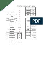 Fjk Iro Aspd Calc 1.11