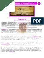 Puntos Sobresalientes de Biblia - Ezequiel 32 a 34