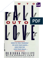 How to Fall Out of Love - Debora Phillips