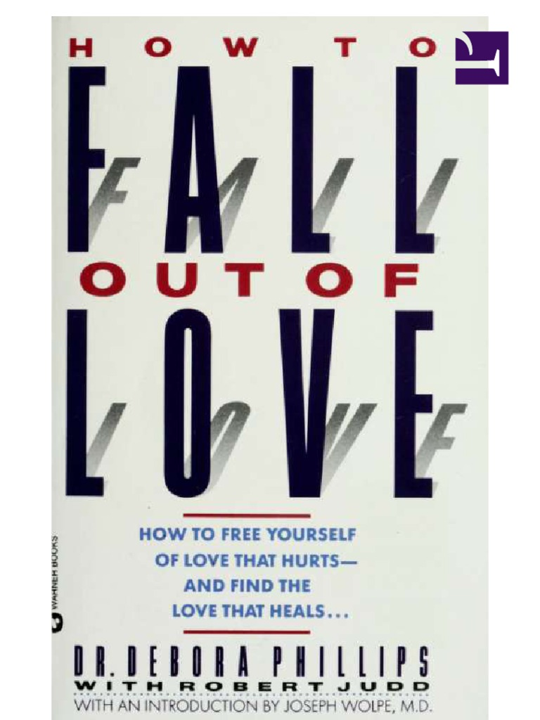 How to fall out of love debora phillips anxiety behaviour therapy fandeluxe Gallery