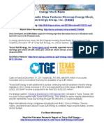 Energy Stock News