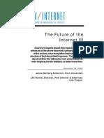 PIP Future Internet 3