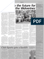 Sports Feature Story 1 Durr