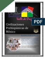 Civilizaciones prehispánicas de México