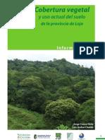 Informe Cobertura Vegetal