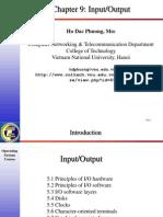 09 Input Output