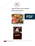 The College Students Guide to Grocery Shopping Healthy Eating Made Easy2