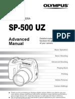 SP-500 UZ Advanced Manual En