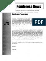 PES Newsletter April 2012